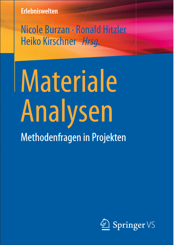 Materiale Analysen Cover